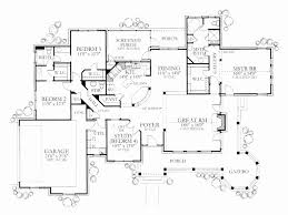 4 bedroom house floor plans with wrap around porch best of 2 story 2 bedroom