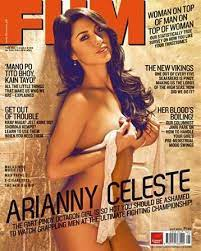 Pic Arianny Celeste Topless For May Fhm Magazine Cover In Philippines