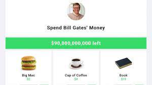 Spend bill gates money - YouTube