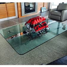 motor coffee table for my engine tables and desks ferrari lamborghini maserati and