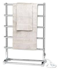 heated standing towel rack. Stand Alone Towel Racks Heated Rack Freestanding In Creative Home  Designing Ideas With Up Shower Heated Standing Towel Rack Z