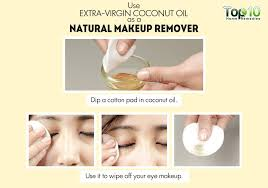 coconut oil is a single ing that serves as a natural makeup remover moisturizer lip balm and much more for these reasons coconut oil is one