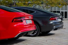 audi a7 2015 red. the continental a toyota you donu0027t know of loses its v12 and familiar audi rear a7 2015 red