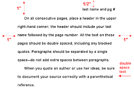 th grade mla format sample page 2