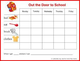 Reward Chart Template School Reward Chart Template Www Bedowntowndaytona Com