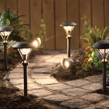 Outdoor Landscape Lighting Sets Led 6 Pack Landscape Lighting Kit Duracell