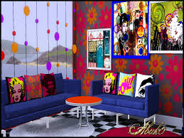 Sims 3 Kitchen My Sims 3 Blog Lets Go Retro Living Room And Kitchen Set By Abuk0