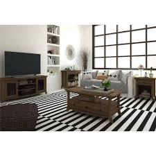 Oakridge Bedroom Furniture Oakridge Nightstand End Table By Altra Homestead Oak Walmartcom