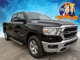 2019 Ram 1500 BIG HORN / LONE STAR QUAD CAB 4X4 6'4 BOX