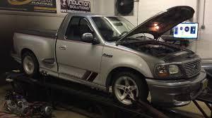 Ford Lightning Dyno Tuning - YouTube