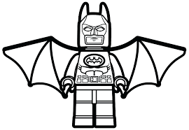Free Lego Spiderman Coloring Pages