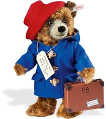 Steiff limited edition teddy Sold Out. Paddington Bear, 664632