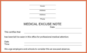 Doctors Care Doctors Note Urgent Care Doctors Note Template In 2019 Doctors Note