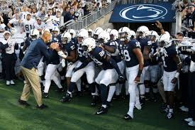 Penn State Depth Chart Week Three Pitt Black Shoe Diaries