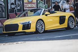 2018 audi r8 spyder. perfect audi the r8 spyder is a 540horsepower v10 convertible throughout 2018 audi r8 spyder
