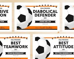 Download Award Certificate Templates Free Printable Soccer Certificate Templates Editable Award