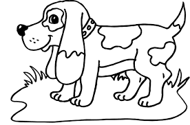 Small Picture Dog Coloring Pages Beagle Puppy Inside Beagle Puppy Coloring Pages