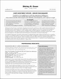 Best Solutions Of Investment Manager Resume Banking Resume Samples