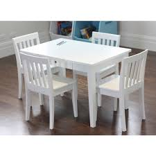 136 best kid tables chairs images on children s intended for childrens dining table