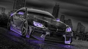 bmw m6 crystal city energy car