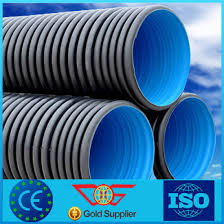 sn8 dn200 800 large plastic drain pipe hdpe corrugated pipe