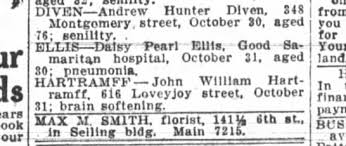 Daisy Pearl Bryant-Ellis Death Notice - Newspapers.com