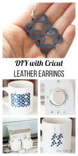 diy leather earrings learn how to create your own custom leather earrings easily with the