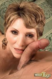 Chubby mom bea cummins sucks a cock at Mature Sex Pictures