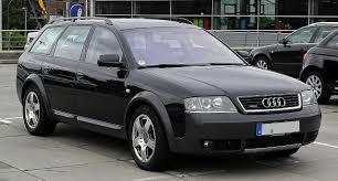 File:Audi allroad quattro 2.5 TDI (C5, Facelift) – Frontansicht, 3 ...
