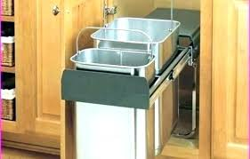 Kitchen Trash Can Ideas Impressive Design Ideas