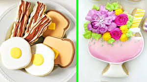Cookies Tasty Top 10 Awesome Cookies Art Decorating Compilation