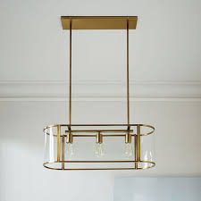 trough chandelier