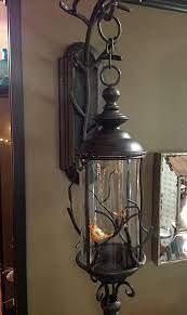 antique metal wall mount hanging