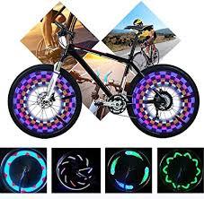 KUWAN LED <b>Bike Spoke</b> Lights - A12 Waterproof <b>Cool Bicycle</b>
