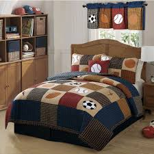 my world classic sports twin quilt set