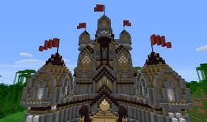 Minecraft Castle Flag - Minecraft ...