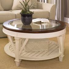 coffee tables antique white round coffee table material slate inside favorite white circle coffee tables