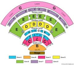 Pnc Music Pavilion Tickets And Pnc Music Pavilion Seating