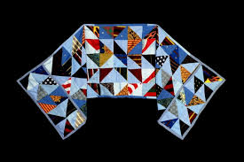 SilkQuilt :: The Quilting Path: A Guide to Spiritual Discovery ... & Prayer Shawl Quilt - Full View Adamdwight.com