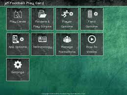 Free Football Play Designer Football Play Card Instantly Create And Draw Football