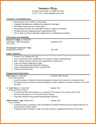 An Example Of Resume A Perfect Resume Example Perfect Resume Example Example A Perfect 19