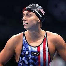 Olympic Swimmer Katie Ledecky Reveals ...