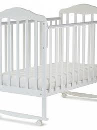 Кроватка <b>СКВ</b>-Компани <b>Березка</b> 120111 <b>белый</b> - купить в ...