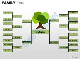 powerpoint family tree template family tree powerpoint presentation slides powerpoint slide