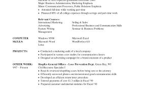 resume winsome sample internship resume template sample resume for internships outline summer internship resume examples resumesummer internship resume templates