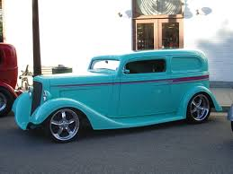 1935 Chevrolet Sedan Delivery - Information and photos - MOMENTcar