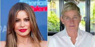 <b>Sofia Vergara</b> defended Ellen DeGeneres over resurfaced clips ...