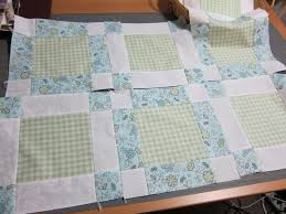 Pastel Blue, Green, and White Baby Quilt | Learning to be Frugal & This ... Adamdwight.com