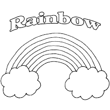 Small Picture Printable Rainbow Coloring Pages Coloring Me