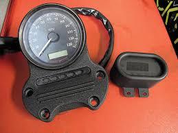 dakota digital speedometer install hot bike dakota digital s mcl 5400